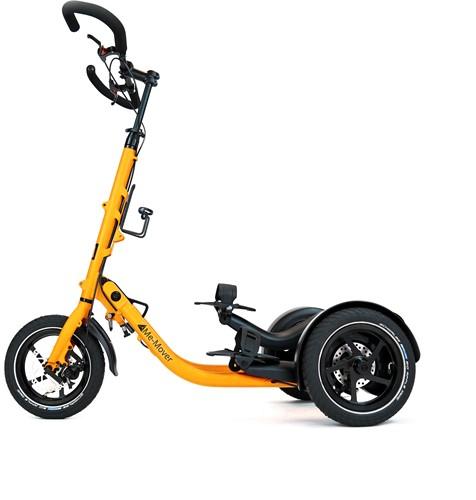 Me-Mover - Premium Hot Orange