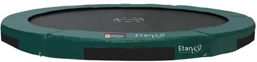 Etan Hi-Flyer Inground Trampoline 305 cm - Groen