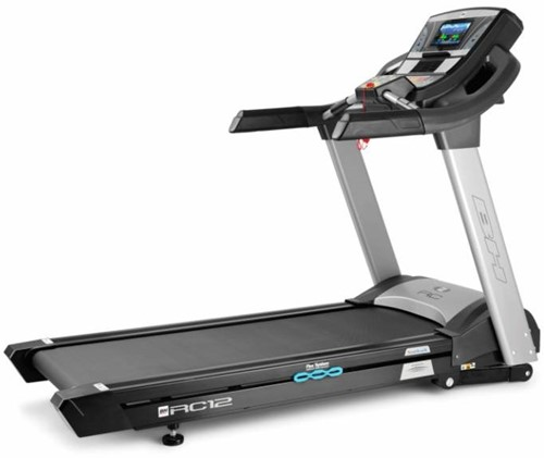 BH Fitness RC12 TFT Loopband - Gratis montage