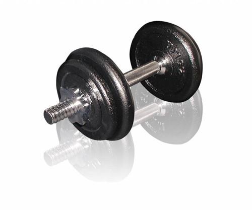 Toorx Fitness Dumbbellset Gietijzer - 1 x 10 kg