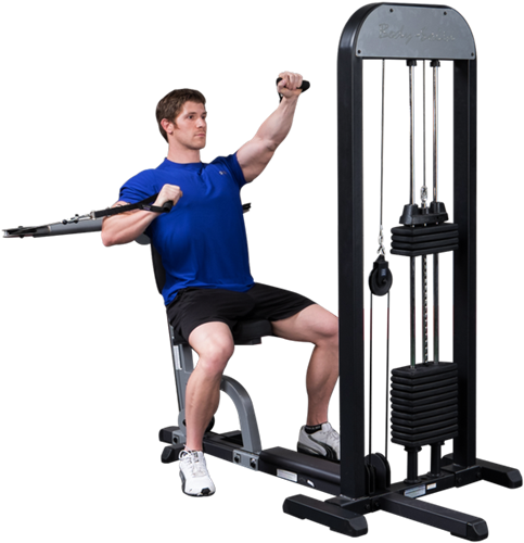 Body-Solid Proselect Multi-Functional Press