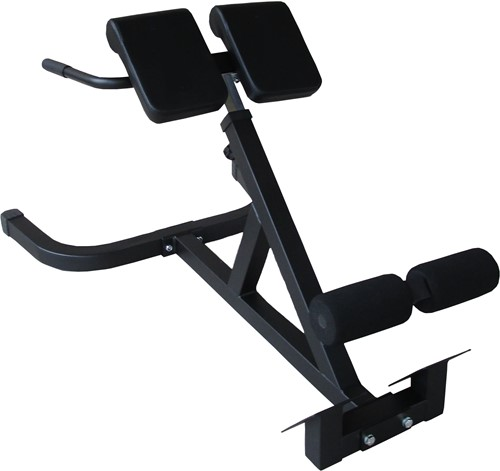 VirtuFit Hyperextension Pro	- Roman Chair - Rugtrainer
