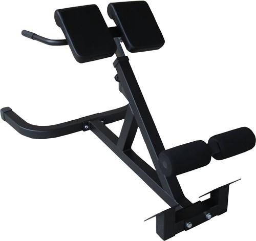 VirtuFit Hyperextension Pro- Roman Chair - Rugtrainer