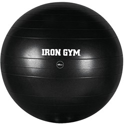 Iron Gym Exercise Ball 65 CM - Met Pomp