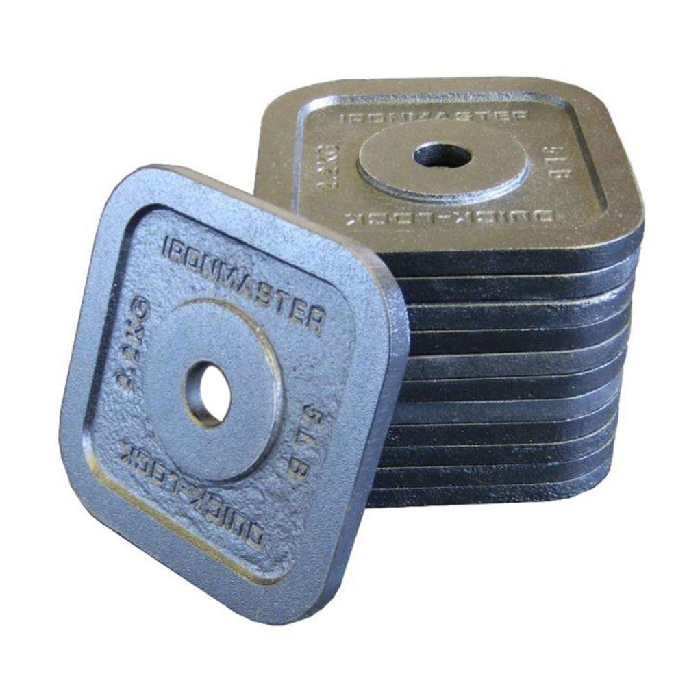 Ironmaster Quick-Lock Dumbbell Upgrade Kit - 20,5 kg