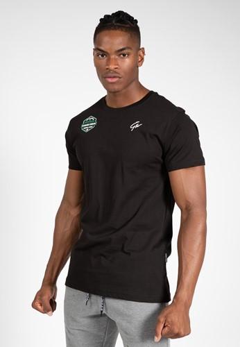 Gorilla Wear Kamaru Usman T-shirt - Zwart