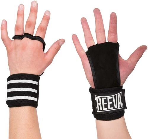 Reeva Kangaroo Grips - Crossfit Handschoenen - Wrist Wrap