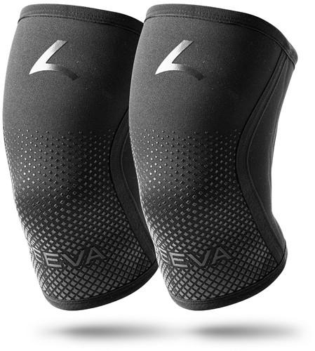 Reeva Knee Sleeves Reflective - Knie bandage - 5 mm