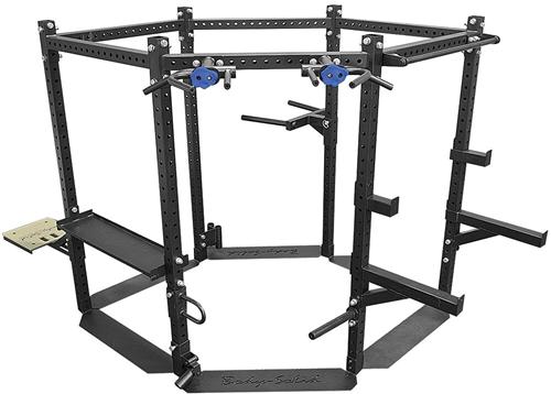 Body-Solid Crossfit Rig - Crossfit Kooi - HEX Advanced