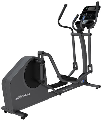Life Fitness E1 Track Connect Crosstrainer - Gratis montage