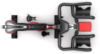 life-fitness-icg-ic4-spinbike-bovenaanzicht