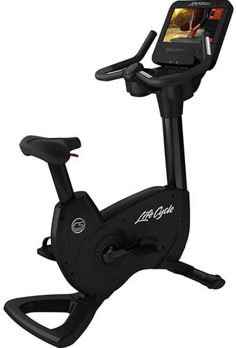 Life Fitness Platinum Club Discover SE3HD Hometrainer - Black Onyx - Gratis montage