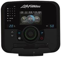 Life Fitness Platinum Explore Lifecycle Hometrainer - Black Onyx - Gratis montage-2