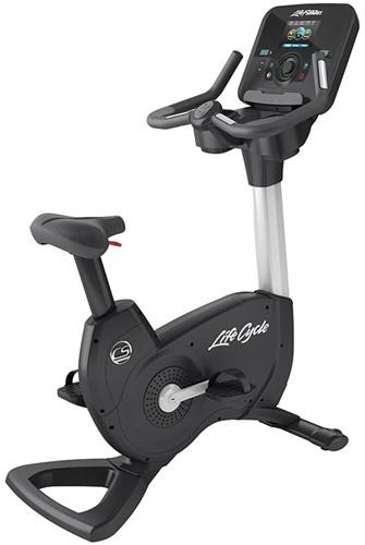 Life Fitness Platinum Explore Lifecycle Hometrainer - Diamond White - Gratis montage