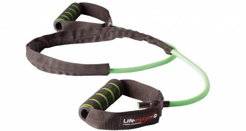 Lifemaxx Power Tube Latex - Groen - Licht