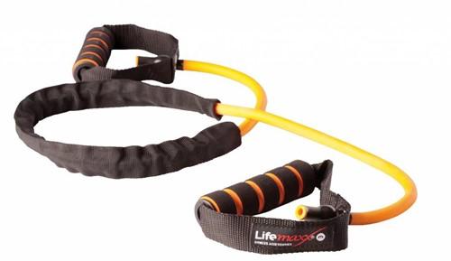 Lifemaxx Power Tube Latex - Oranje - Medium