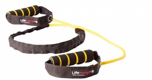 Lifemaxx Power Tube Latex - Geel - Extra Licht