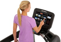 Life Fitness Platinum Discover SE3 Loopband - Black Onyx - Gratis montage-3