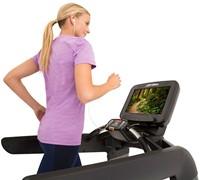 Life Fitness Platinum Discover SE3 Loopband - Diamond White - Gratis montage-2