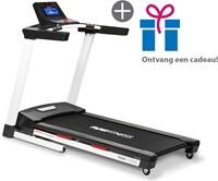Flow Fitness Runner DTM2000i Loopband - Gratis montage