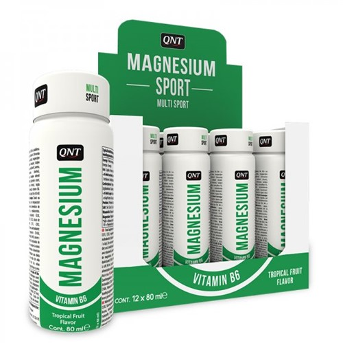 QNT Magnesium Shot 12X80 ML