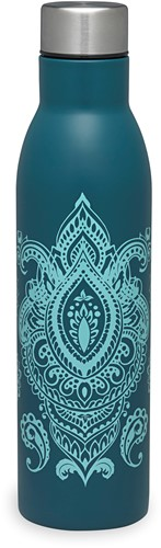 Gaiam Easy Grip Waterfles - 750 ml - Marina