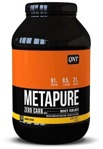 QNT Zero Carb Metapure - 908g - Banana