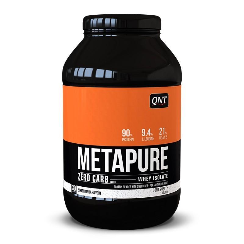 QNT Zero Carb Metapure - 908g - Stracciatella