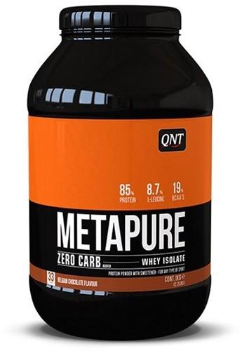 QNT Zero Carb Metapure - 908g - Chocolade