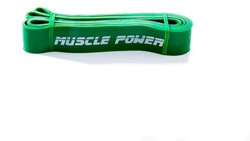 Muscle Power Power Band - Groen - Sterk