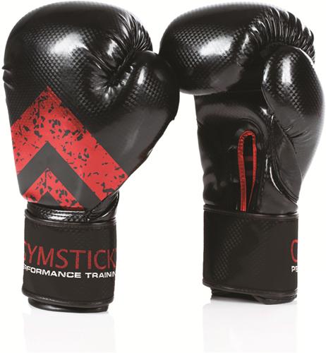 Gymstick Bokshandschoenen - Zwart/Rood