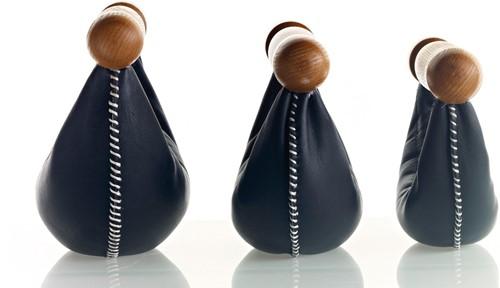 Nohrd Swing Bell Toren Set - Natural Oak - 2-4-6-8 kg-3
