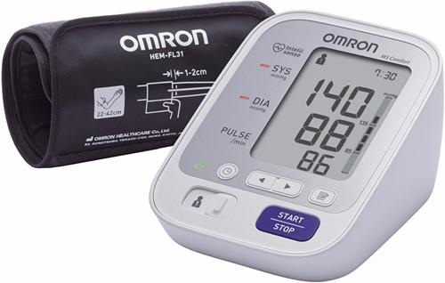 Omron M3 Comfort - Bovenarmbloeddrukmeter