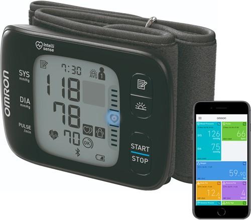 Omron RS7 Intelli IT - Polsbloeddrukmeter