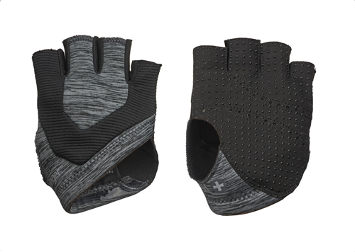 Harbinger Women's Palm Guards Crossfit Handschoenen - Zwart/Grijs
