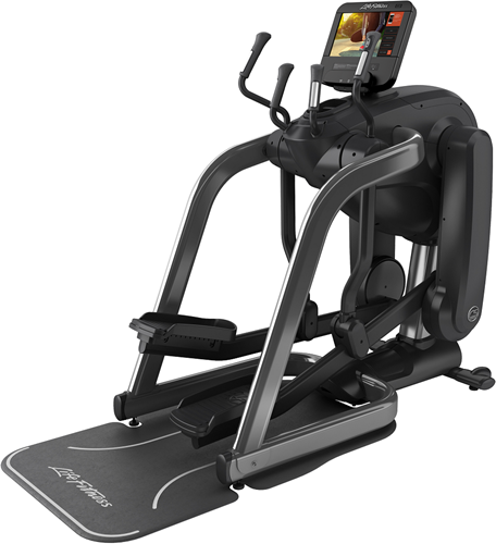 Life Fitness Platinum Club Series Discover SE3HD Flexstrider - Titanium Storm - Gratis montage