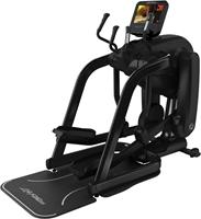 Life Fitness Platinum Club Series Discover SE3HD Flexstrider - Black Onyx - Gratis montage