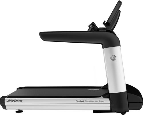 Life Fitness Platinum Club Discover SE3HD Loopband - Diamond White - Gratis montage-2