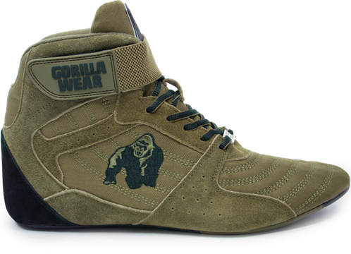 Gorilla Wear Perry High Tops Pro - Legergroen