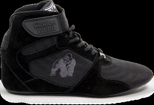 Gorilla Wear Perry High Tops Pro - Black/Black