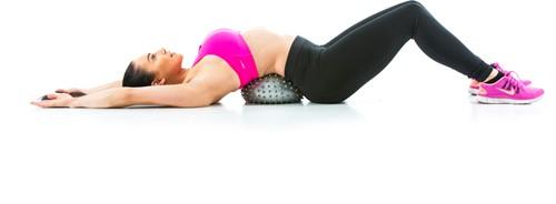 Gymstick Pilates Therapie Bal met Trainingsvideo's-3