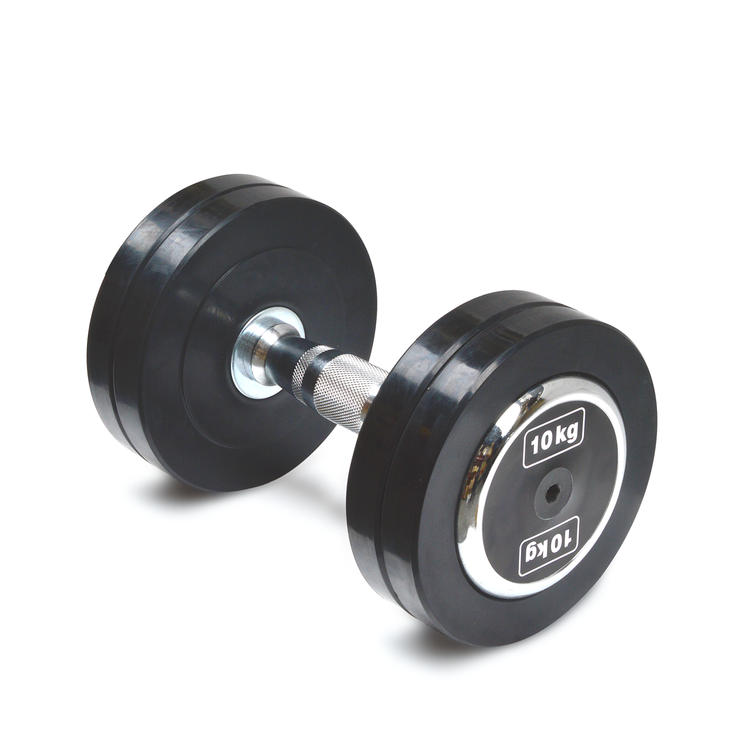 Body-Solid Pro Style Rubber Dumbells - 10 kg