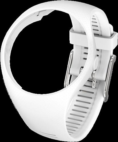 Polar M200 Verwisselbare  Polsband - Wit - M/L