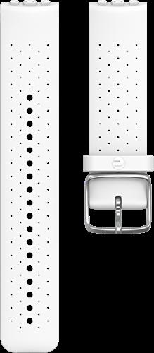 Polar Vantage M Verwisselbare Silliconen Polsband - Wit
