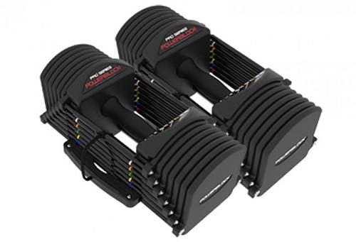PowerBlock PRO 32 Verstelbare Dumbbell Set - 2 - 15 kg