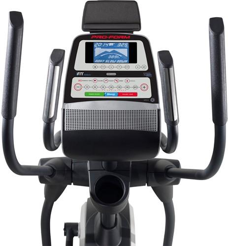 ProForm 520i Front Drive Crosstrainer - Gratis trainingsschema-3