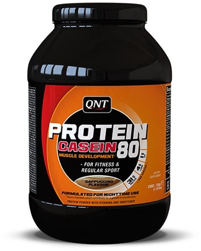 QNT Protein 80 - 750g - Cappuccino