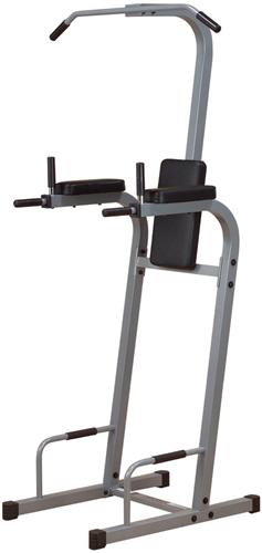 Body-Solid (Powerline) Vertical Knee Raise Chin Dip - Tweedekans