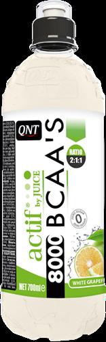 QNT BCAA'S 8000 - 24x700ml - White Grapefruit