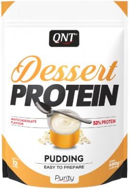 QNT Dessert Proteïne - 480 gram